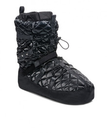 Capezio Quilted Ballet Warmup Booties