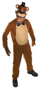 Freddy Teen Licensed Five Nights at Freddy's Costume