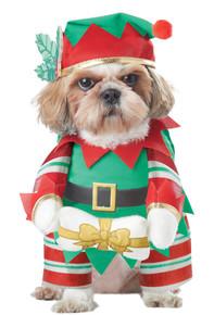 Elf Pup Dog Costume (PET20132)