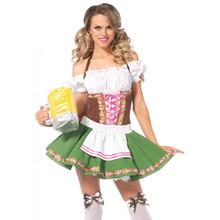 Gretchen German Beer Girl Dress & Stockings (83311)