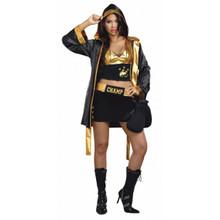 World Champion Womens Boxer Costume