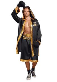 World Champion Mens Boxer Costume