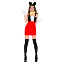 Beloved Mouse Women's Costume