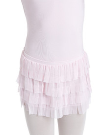 Baylee Fringed Girls Skirt