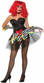 Tutu Evil Clown Styled for your Twisted CIrcus