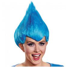 Wacky Adult Troll Wig Assorted Colors