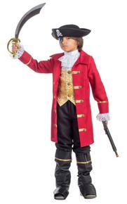 Elite Pirate Boy's Costume Set