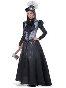 Lizzie Borden Victorian Lady Deluxe Costume