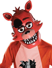 Five Nights at Freddy's Child PVC 1/2 Foxy Mask