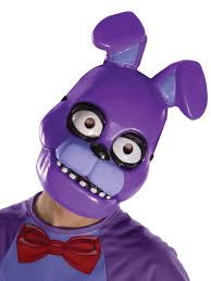Five Nights at Freddy's Child PVC 1/2 Bonnie Mask