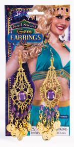 Desert Princess Gem Earrings