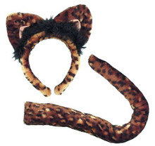 Leopard Kit Ear & Tail Set