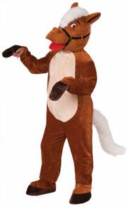 "Horse Plush Mascot ""Henry the Horse"""