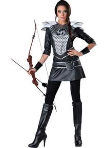 Midnight Huntress Ladies Costume Size Medium