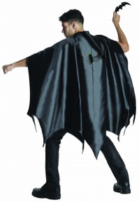 Batman Cape Deluxe Licensed DC Comics Accessory