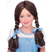 Dorothy Wig Kids Brownish Auburn