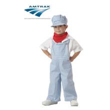 Amtrak Train Engineer