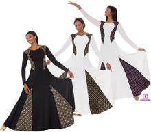 Eurotard Royalty Dance Adult Praisewear Dress