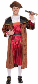 Christopher Columbus Costume Adults