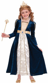 Royal Navy Princess Kids Costume
