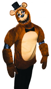 Five Nights at Freddy's Licensed Freddy Costume