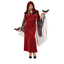 Bat Mistress Hooded Dress