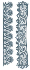 Body Bands Lace Temporary Tattoo