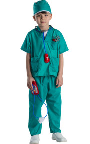 Surgeon Kids Dress Up Kit w/ Accessories