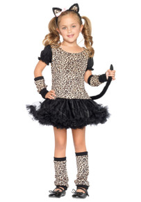 Little Leopard Child's Costume