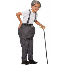 Uncle Bert Gag Costume for Kids