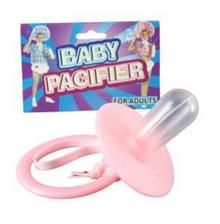 Baby Pacifier Pink Jumbo