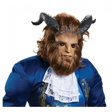 Disney's Beauty and the Beast Licensed Full Overhead Beast Mask