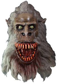Creepshow Fluffy Mask Officially Licensed