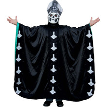 Ghost Licensed Papa Emeritus II Robe One Size Fit Most
