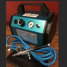 ProAiir AirBrush Compressor Kit