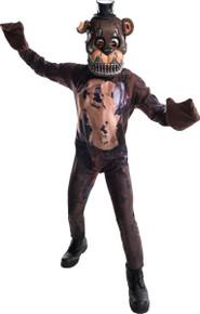 Five Nights at Freddy's Licensed Nightmare Freddy Kid's Costume