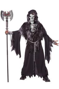 Evil Unclaimed Skull & Chains Boy's Costume