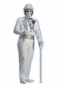Victorian Ghost Groom Adult Costume