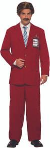 Anchorman Adult Leisure Suit