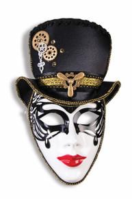 Madame Steampunk Mask