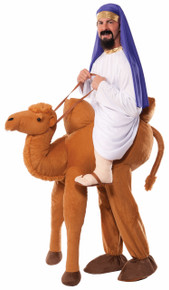 """Ride a Camel Adult Costume """"Camel Costume Only"""""""