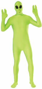 Alien Disappearing Man