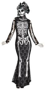 Lacy Bones Dress