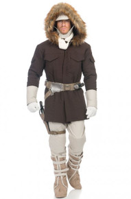 Star Wars Licensed Han Solo Deluxe Adult Costume