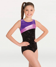 Gymnastics Tank Leotard
