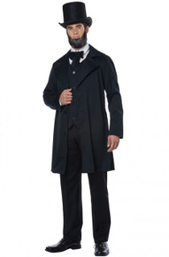 Abraham Lincoln/Andrew Jackson Adult Costume