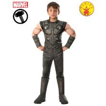 Avengers Licensed Thor Costume Kids Marvel Infininity Wars