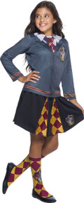 Harry Potter Licensed Gryffindor Costume Top Kids