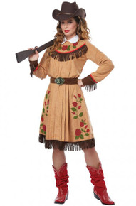 Cowgirl/Annie Oakley Adult Costume