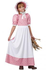 Early American Girl Kid's Costume